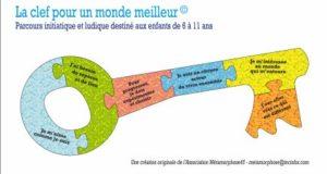 Métamorphose45 REF La clef pour un monde meilleur_22-08-2016