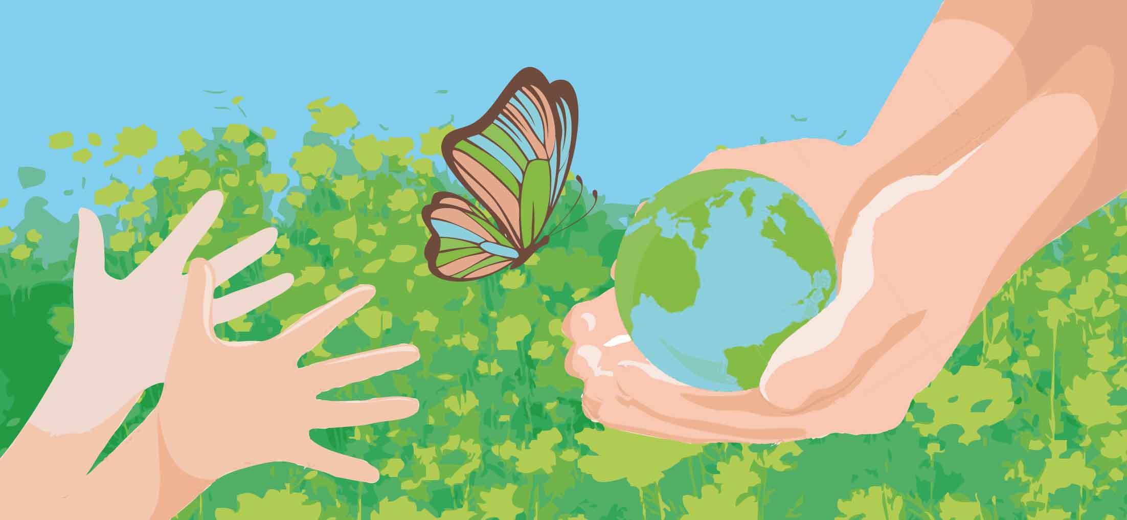 Construire un monde meilleur : tout un programme !