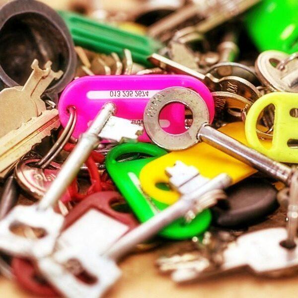 clés en tous genre